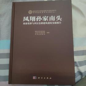 凤翔孙家南头周秦墓葬与西汉仓储建筑遗址发掘报告