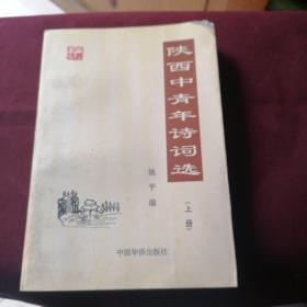 陕西中青年诗词选(上册)