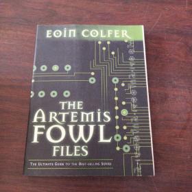 Artemis Fowl Files (International edition)(英文原版)