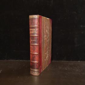 1877 Adventures of A Young Naturalist 《少年自然学家的冒险之旅》。数十精美木刻版画插图。前几页老化黄斑现象较为严重,其余的书页只有少许。开本21cmx14.5cm