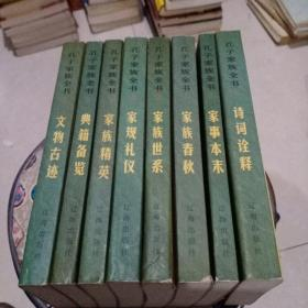 孔子家族全书 (全八册)