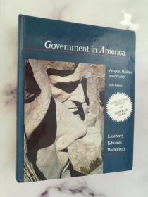 Government in America people politics and policy《45817》