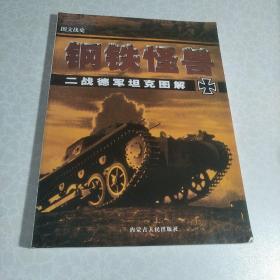 钢铁怪兽:二战德军坦克图解