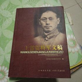 王雷震将军文稿