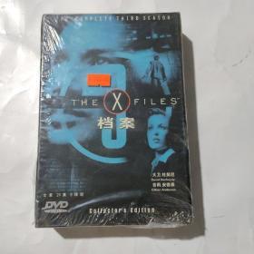 档案X 全套24集8碟装DVD