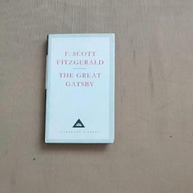 The great Gatsby (Everyman's library)英文原版 精装