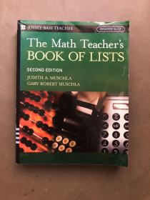 The Math Teacher's Book Of Lists second edition