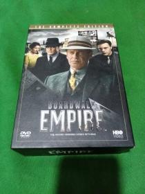 DVD碟片 大西洋帝国(第1 —5季)28碟装