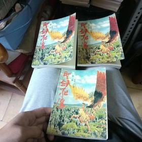 圣剑飞鹰 全三册