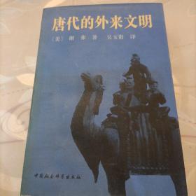 唐代的外来文明