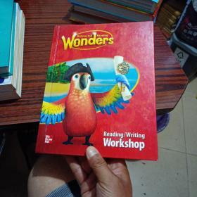 美国小学阅读写作教材 1·4 McGraw-Hill Reading Wonders - Read(近全新内干净)