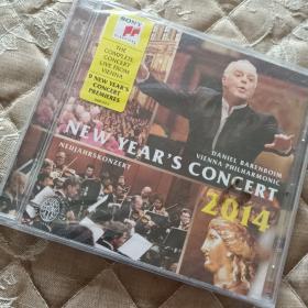 NEW YEAR,SCONCERT 2014 CD