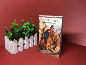 雾都孤儿英文版 平装 Oliver Twist  查尔斯狄更斯 世界名著经典