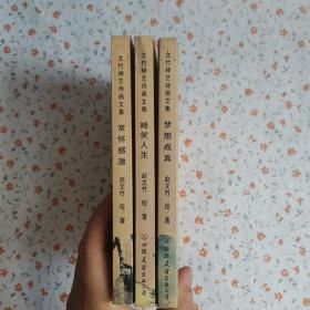 文竹禅艺诗画文集(全三册)