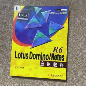 Lotus Domino/Notes R6 应用教程