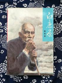 白鹿原(1993年1版1本,保正版,品好)