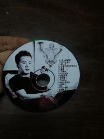 歌曲18首 VCD 单碟  无名裸碟 光盘