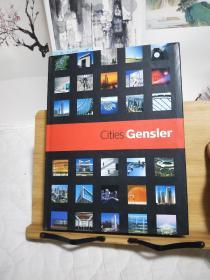 Cities Gensler(现货英文版:附中、英、日等语前言)优惠价