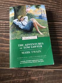 The Adventures of Tom Sawyer[汤姆·索亚历险记]