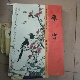 中国近现代国画名家精品集 康宁
