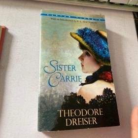 现货 Sister Carrie