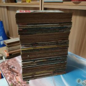 电影故事(1980年至1987年)每年12册,8年96册全