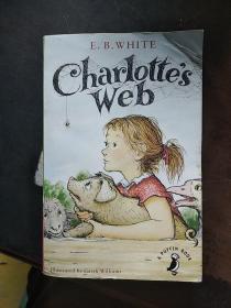 Charlotte's Web 夏洛的网 英文原版