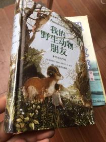小学生课外读物我的野生动物朋友5:野性的呼唤