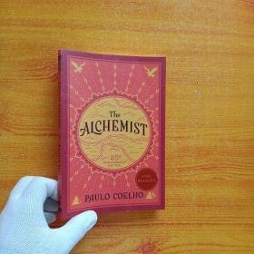 The ALCHEMIST  32开【内页干净】