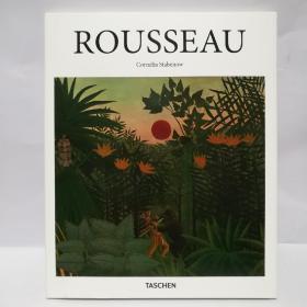 亨利卢梭画册 Rousseau 艺术绘画作品集 大师画册画集 TASCHEN
