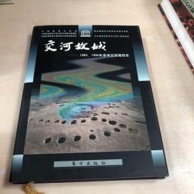 交河故城:1993、1994年度考古发掘报告 9787506010832