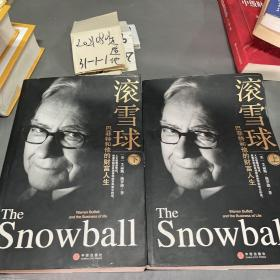 滚雪球(上下)巴菲特和他的财富人生