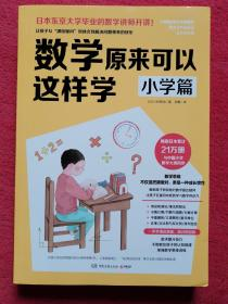 数学原来可以这样学:小学篇(畅销日本21万册,与中国小学中数学大纲同步)