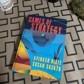 战略游戏 Games of Strategy