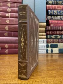 Thomas Mann stories 真皮精装,限量版,书口三面刷金