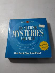 30 SECOND MYSTERIES