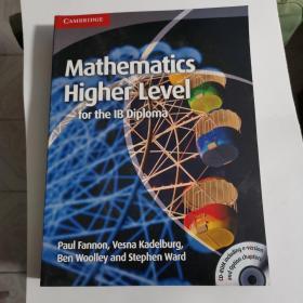 Mathematics Higher Level for the IB Diploma        PLUS 1 CD-ROM