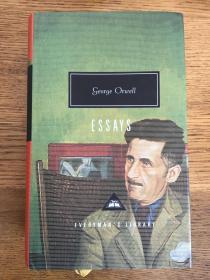 Essays of George Orwell 奥威尔散文集 Everyman's Library 人人文库(人人文库2件9折)