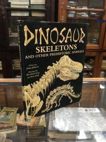Dinosaur Skeletons and Other Prehistoric Animals   by Jinny Johnson , Elizabeth Gray   恐龙骨骼和其他史前动物