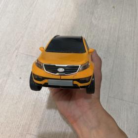 起亚 KIA 变形金刚 汽车玩具