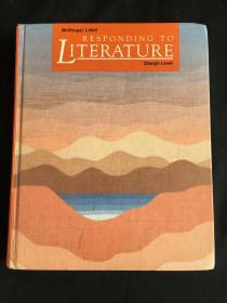McDougal Littell: Responding to Literature