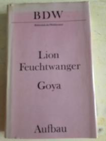 Lion Feuchtwanger Goya