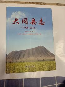 大同县志:1996—2013