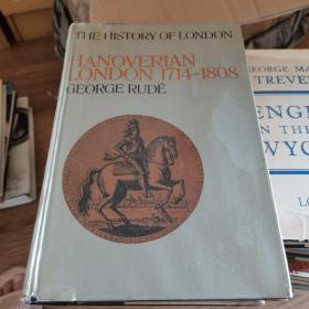 History of London   Hanoverian London 1714-1808    m