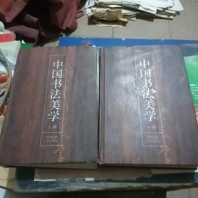 中国书法美学(上下)
