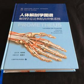 人体解剖学图谱:解剖学总论和肌肉骨骼系统