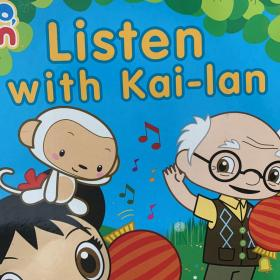 Listen with kailan