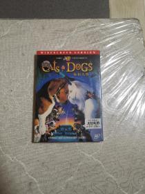 猫狗大战DVD(未拆封,全新,盒装。)