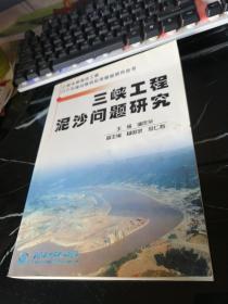 三峡工程泥沙问题研究——三峡水利枢纽工程八个关键问题的应用基础研究丛书