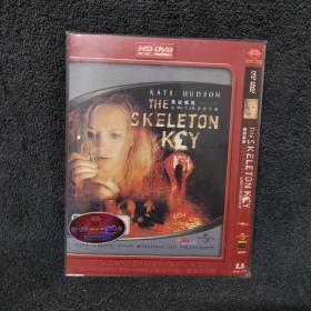 万能钥匙 HD DVD  高清蓝光盘 碟片未拆封 外国电影 (个人收藏品) 内封套封附件全